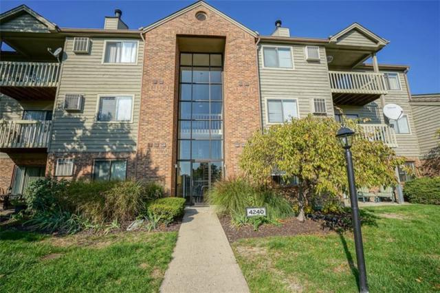 4240 Village Pkwy Circle E #11, Indianapolis, IN 46254 (MLS #21579207) :: The Evelo Team