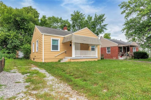 1940 N Drexel Avenue, Indianapolis, IN 46218 (MLS #21579288) :: The Evelo Team