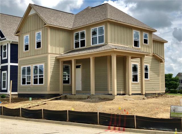 7615 Beekman Terrace, Zionsville, IN 46077 (MLS #21579334) :: The ORR Home Selling Team