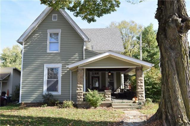 117 N Spring Street, Greenfield, IN 46140 (MLS #21579404) :: Indy Plus Realty Group- Keller Williams