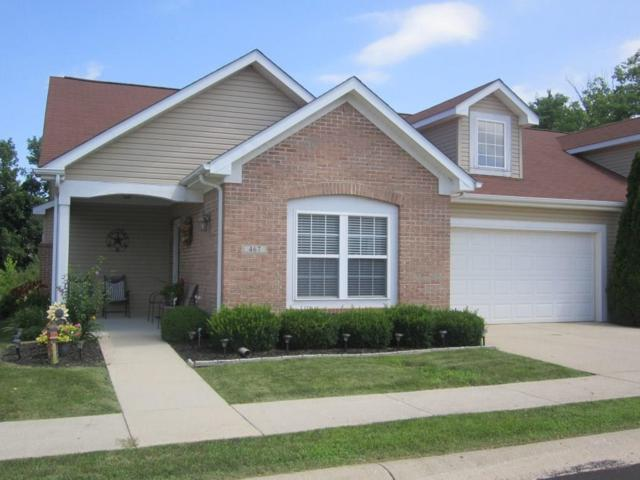 467 Harvest Moon Drive 12A, Greencastle, IN 46135 (MLS #21579413) :: The ORR Home Selling Team