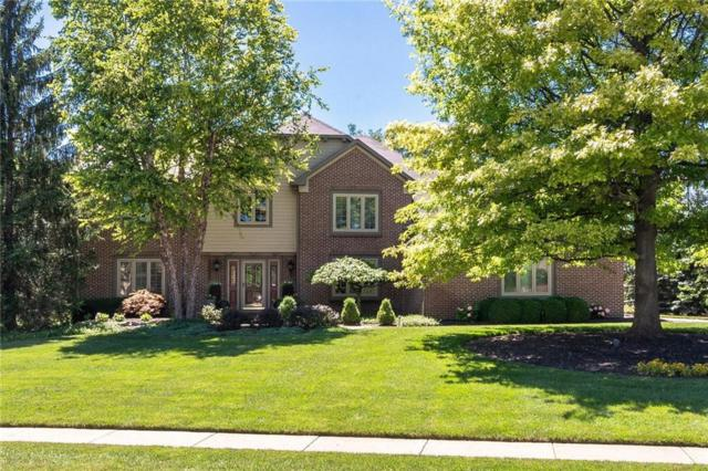 5339 Woodfield Drive N, Carmel, IN 46033 (MLS #21579419) :: Indy Plus Realty Group- Keller Williams