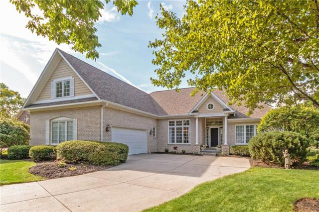 5941 Mckinges Circle, Carmel, IN 46033 (MLS #21579427) :: Heard Real Estate Team