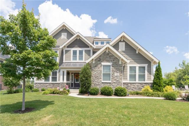 14688 Pleasant Crest Avenue, Fishers, IN 46037 (MLS #21579667) :: Mike Price Realty Team - RE/MAX Centerstone
