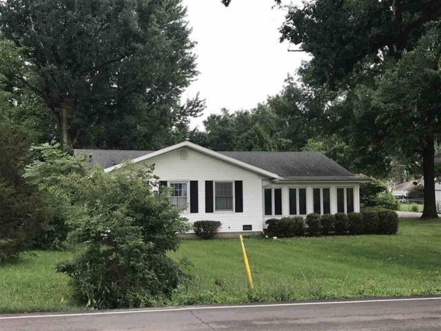 1205 W Water Street, Hartford City, IN 47348 (MLS #21579794) :: The ORR Home Selling Team