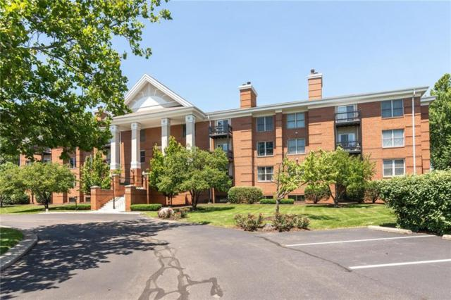 8751 Jaffa Court East Drive #22, Indianapolis, IN 46260 (MLS #21579810) :: The ORR Home Selling Team