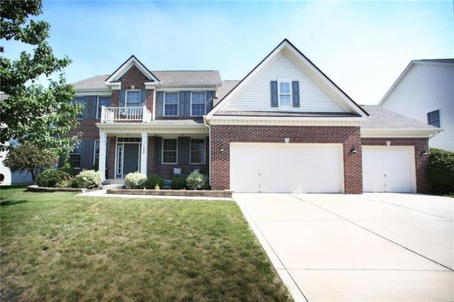 1288 Liberty Drive, Westfield, IN 46074 (MLS #21579971) :: The ORR Home Selling Team