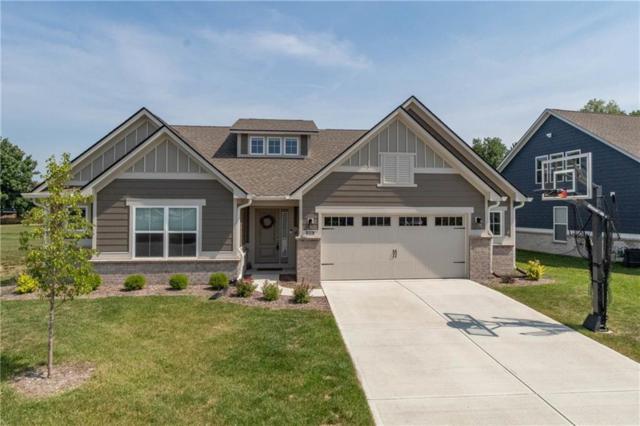 6088 Harvest Moon Lane, Brownsburg, IN 46112 (MLS #21580017) :: The ORR Home Selling Team