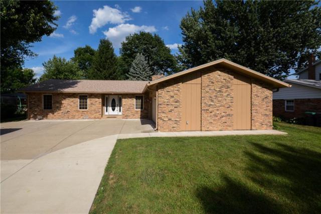 751 Lindenwood Drive, Greenwood, IN 46142 (MLS #21580075) :: HergGroup Indianapolis