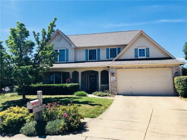 1179 Everton Court, Greenwood, IN 46143 (MLS #21581146) :: Mike Price Realty Team - RE/MAX Centerstone
