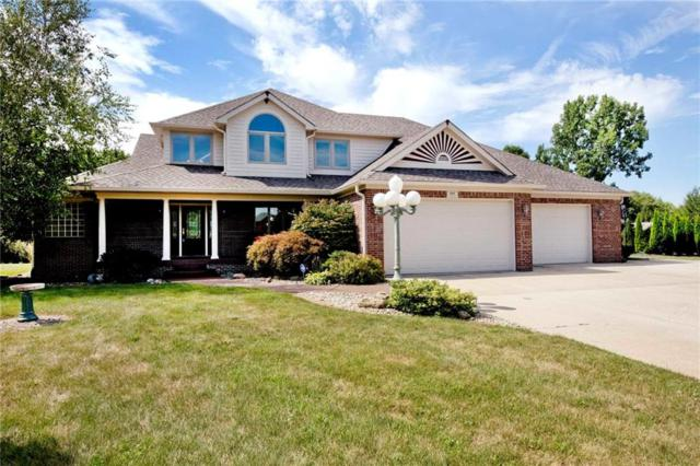 3634 N Hunters Court, Greenfield, IN 46140 (MLS #21581147) :: Indy Plus Realty Group- Keller Williams