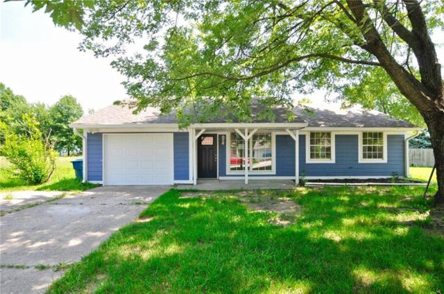4313 Baker Drive, Indianapolis, IN 46235 (MLS #21581198) :: Richwine Elite Group
