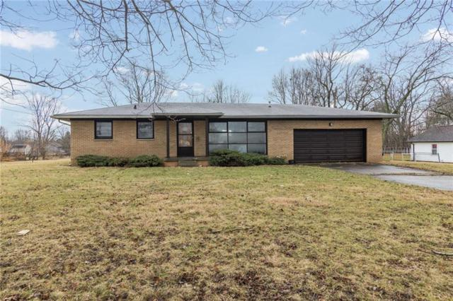9915 E 21st Street, Indianapolis, IN 46229 (MLS #21581207) :: The Evelo Team