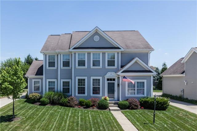 11487 Hearthstone Drive, Fishers, IN 46038 (MLS #21581320) :: Mike Price Realty Team - RE/MAX Centerstone