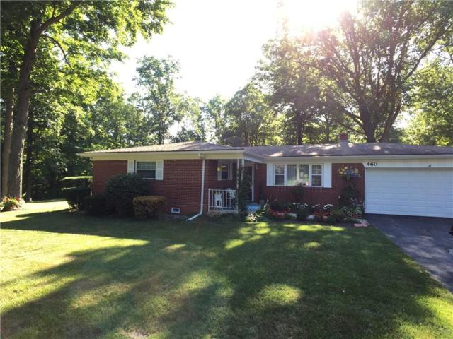 460 S Denny Drive, New Castle, IN 47362 (MLS #21581386) :: HergGroup Indianapolis