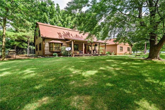 8502 E 200 S, Zionsville, IN 46077 (MLS #21581470) :: Mike Price Realty Team - RE/MAX Centerstone