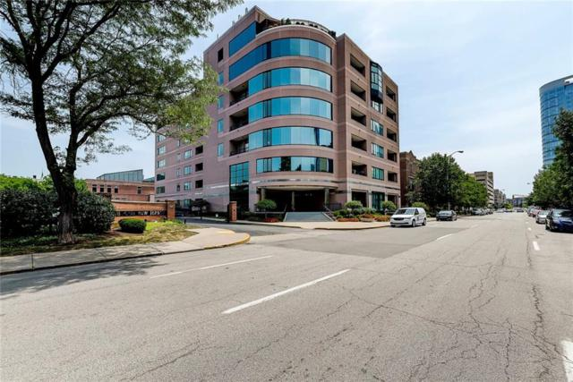 225 N New Jersey Street #38, Indianapolis, IN 46204 (MLS #21581479) :: The Evelo Team