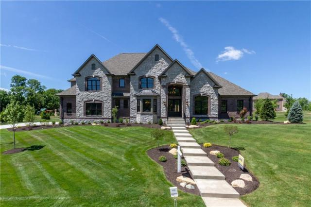 6760 Wellington Circle, Zionsville, IN 46077 (MLS #21581524) :: Mike Price Realty Team - RE/MAX Centerstone