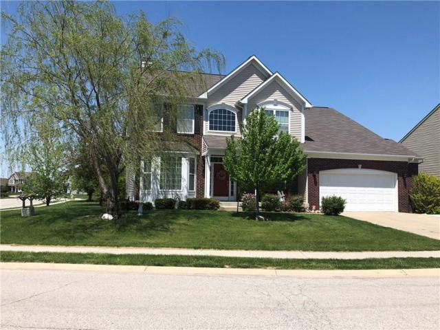 1481 Berry Lake Way, Brownsburg, IN 46112 (MLS #21581613) :: HergGroup Indianapolis