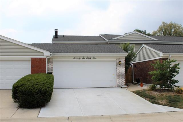 7635 Lancer Lane, Indianapolis, IN 46226 (MLS #21581634) :: FC Tucker Company