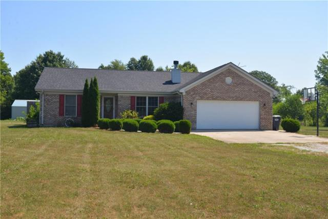 9972 N County Road 850 W, Daleville, IN 47334 (MLS #21581696) :: The ORR Home Selling Team