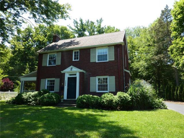 208 Hillsdale Avenue, Greencastle, IN 46135 (MLS #21581712) :: The ORR Home Selling Team