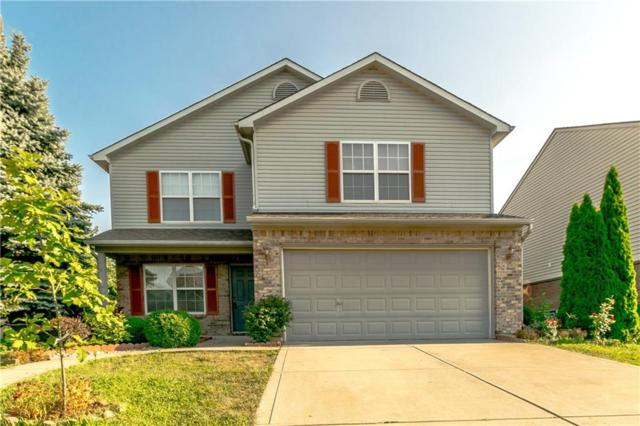 1116 Beal Court, Indianapolis, IN 46217 (MLS #21581730) :: The ORR Home Selling Team