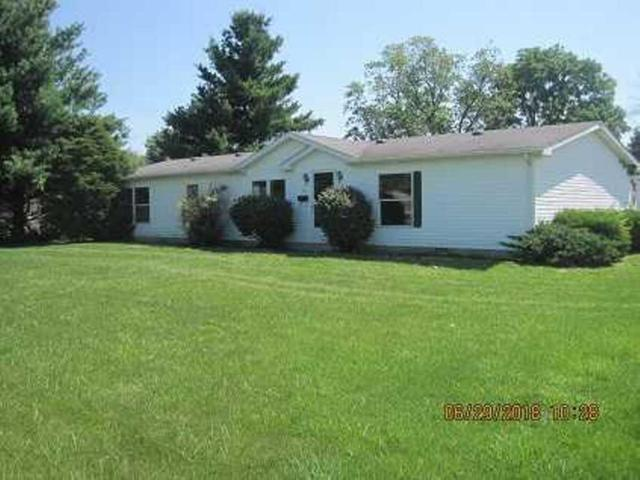705 N 10th Street, Elwood, IN 46036 (MLS #21581751) :: The ORR Home Selling Team