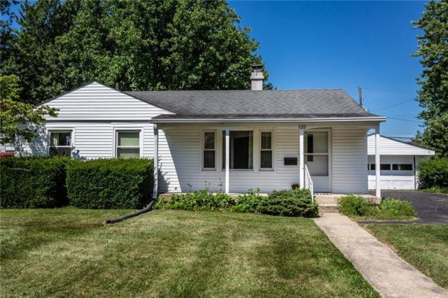 320 S Odell Street, Brownsburg, IN 46112 (MLS #21581760) :: Mike Price Realty Team - RE/MAX Centerstone