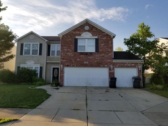 8066 S Midsummer Boulevard, Pendleton, IN 46064 (MLS #21581765) :: The ORR Home Selling Team