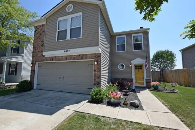 9477 W Stargazer Drive W, Pendleton, IN 46064 (MLS #21581767) :: The ORR Home Selling Team