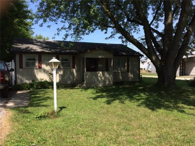 218 N 4th Street, Elwood, IN 46036 (MLS #21581770) :: The ORR Home Selling Team