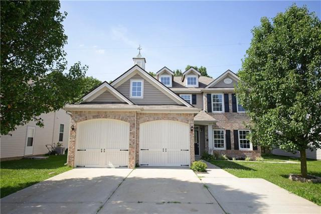 6834 Emerald Bay Lane, Indianapolis, IN 46237 (MLS #21581788) :: Indy Plus Realty Group- Keller Williams