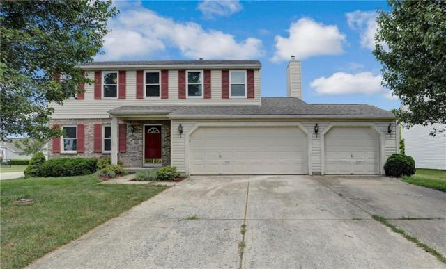 6258 Saddletree Drive, Zionsville, IN 46077 (MLS #21581811) :: Heard Real Estate Team