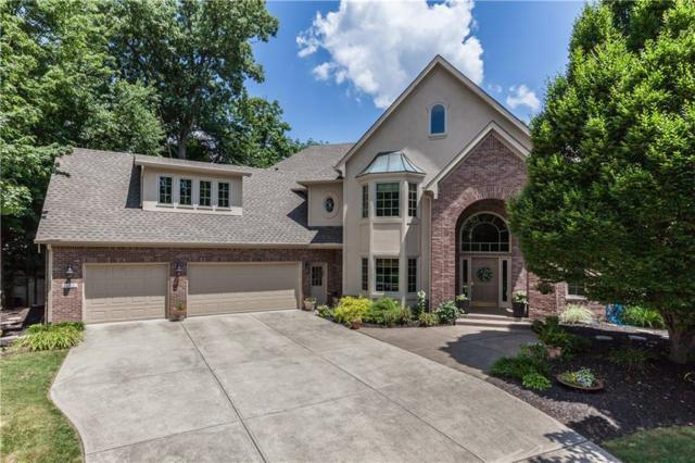 8569 Bluefin Circle, Indianapolis, IN 46236 (MLS #21581813) :: Richwine Elite Group