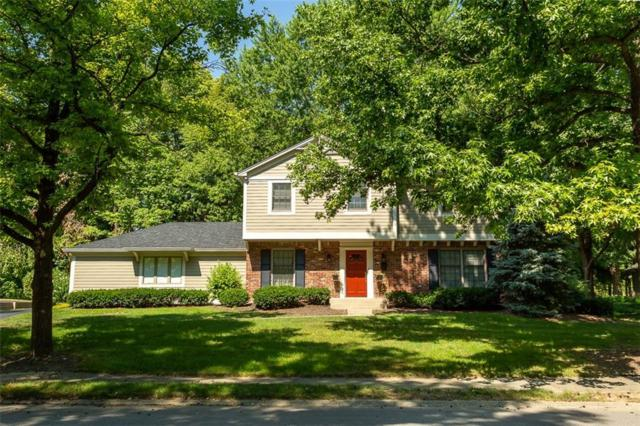 8840 Rexford Road, Indianapolis, IN 46260 (MLS #21581819) :: Mike Price Realty Team - RE/MAX Centerstone