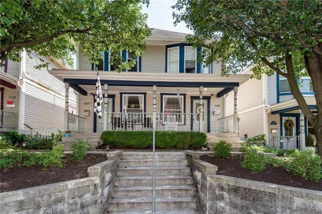 1207 Sturm Avenue, Indianapolis, IN 46202 (MLS #21581835) :: Indy Scene Real Estate Team
