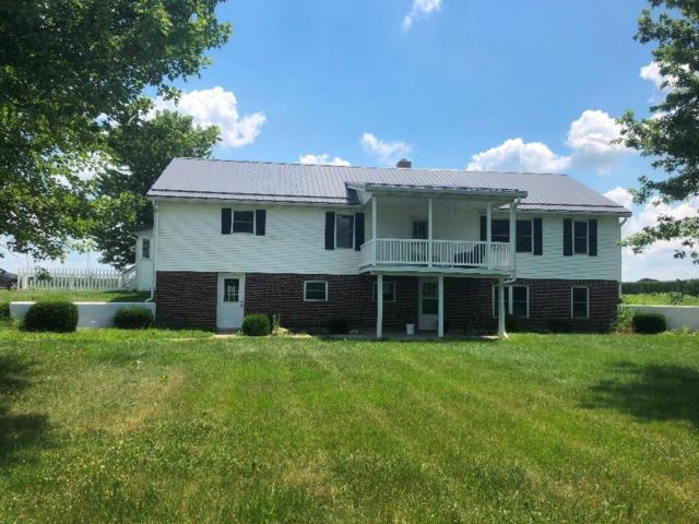 7228 N County Road 250 W, Greensburg, IN 47240 (MLS #21581846) :: The ORR Home Selling Team