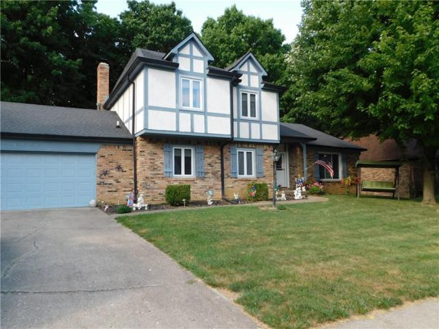 8702 Chapel Glen Drive, Indianapolis, IN 46234 (MLS #21581860) :: The ORR Home Selling Team