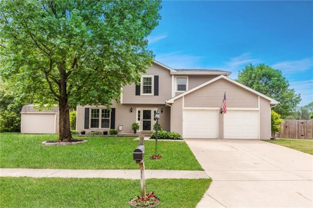 12013 Colbarn Drive, Fishers, IN 46038 (MLS #21581872) :: HergGroup Indianapolis