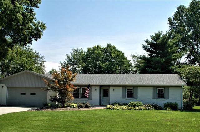 933 Elmwood Circle, Noblesville, IN 46062 (MLS #21581911) :: The Indy Property Source