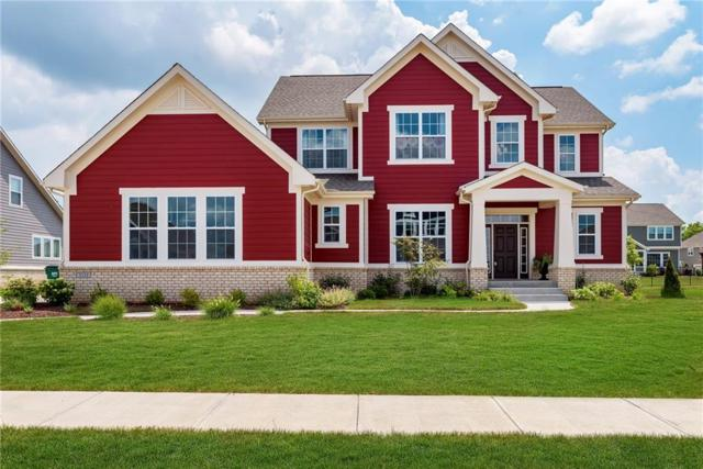 3539 Idlewind Drive, Westfield, IN 46074 (MLS #21581914) :: Heard Real Estate Team
