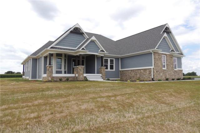 130 Brianne Lane, Danville, IN 46122 (MLS #21581934) :: The ORR Home Selling Team