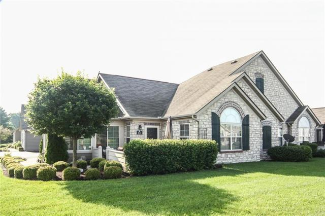 2133 Heather Glen Way, Franklin, IN 46131 (MLS #21581939) :: The ORR Home Selling Team