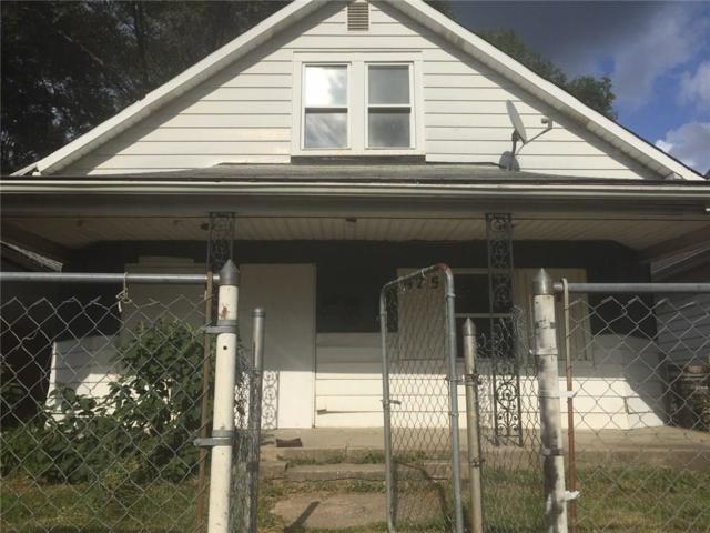 425 S Harris Avenue, Indianapolis, IN 46222 (MLS #21581945) :: HergGroup Indianapolis