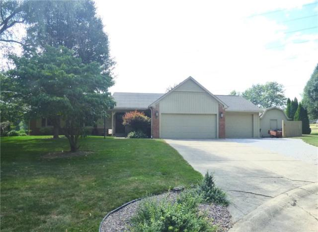 5240 Bobs Court, Greenwood, IN 46143 (MLS #21581976) :: HergGroup Indianapolis