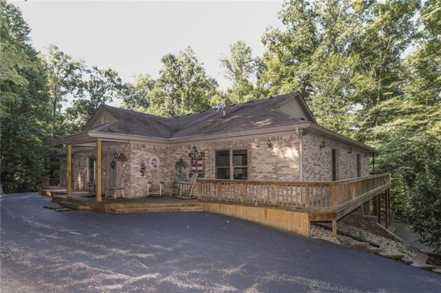 1555 S Pine Ridge Drive, Martinsville, IN 46151 (MLS #21581977) :: Mike Price Realty Team - RE/MAX Centerstone