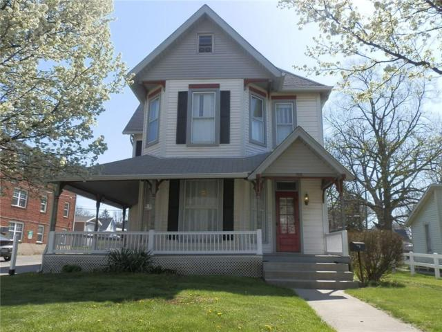 702 S Washington Street, Crawfordsville, IN 47933 (MLS #21581999) :: Mike Price Realty Team - RE/MAX Centerstone