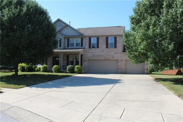 6915 Roundrock Court, Avon, IN 46123 (MLS #21582023) :: Mike Price Realty Team - RE/MAX Centerstone