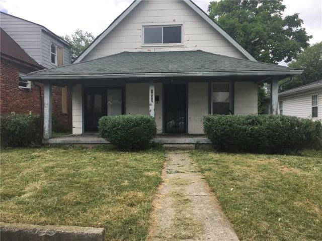 1824 Calvin Street, Indianapolis, IN 46203 (MLS #21582032) :: Richwine Elite Group